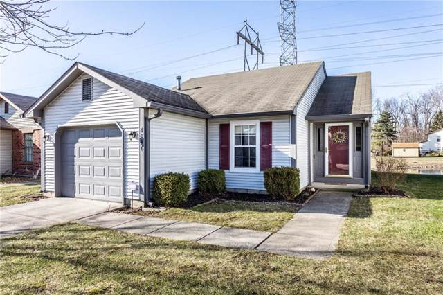 4046 W Eagle Cove Drive, Indianapolis, IN 46254 (MLS #21686167) :: Your Journey Team
