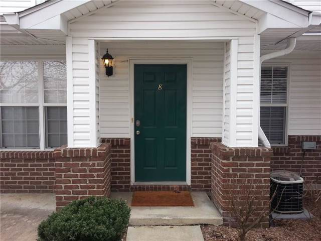 4948 Potomac Square Place #8, Indianapolis, IN 46268 (MLS #21686173) :: Richwine Elite Group