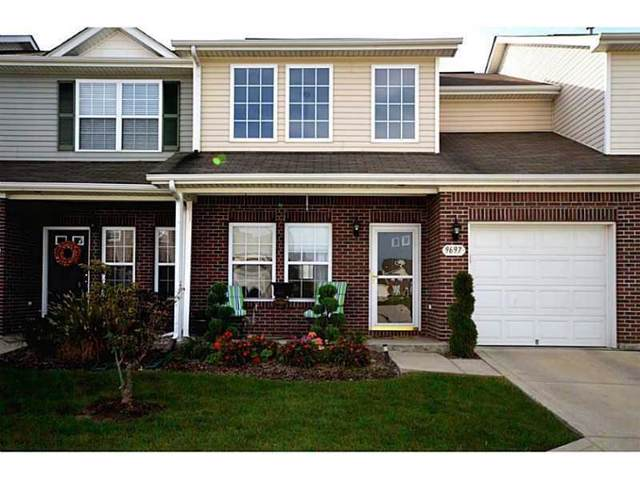 9697 Rolling Plain Drive, Fishers, IN 46038 (MLS #21686357) :: The Indy Property Source