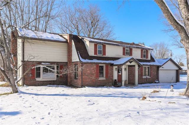 72 S Tresslar Avenue, Bargersville, IN 46106 (MLS #21686450) :: The Indy Property Source
