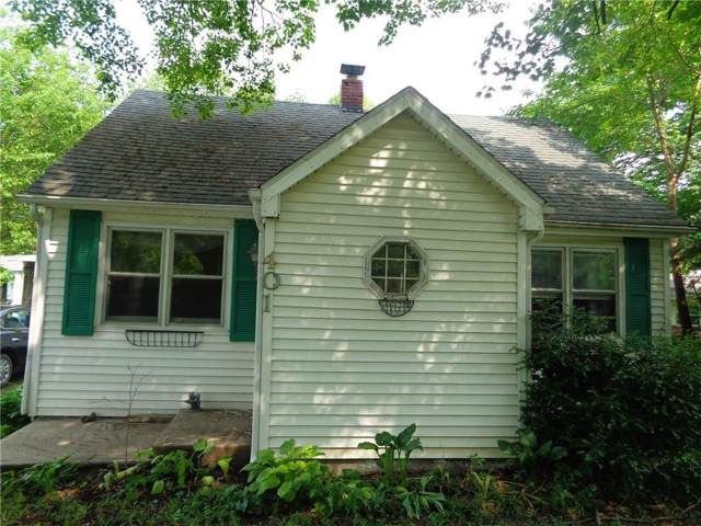 401 N Galeston Avenue, Indianapolis, IN 46229 (MLS #21686484) :: Anthony Robinson & AMR Real Estate Group LLC