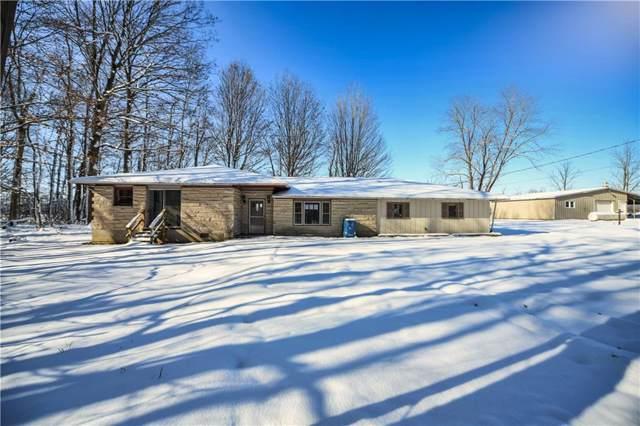 5351 S Jeffers Street, Terre Haute, IN 47802 (MLS #21686495) :: The Indy Property Source