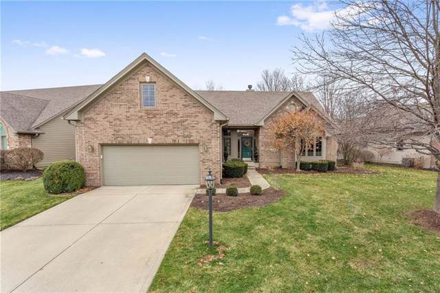 12548 Medalist Parkway, Carmel, IN 46033 (MLS #21686839) :: The Indy Property Source