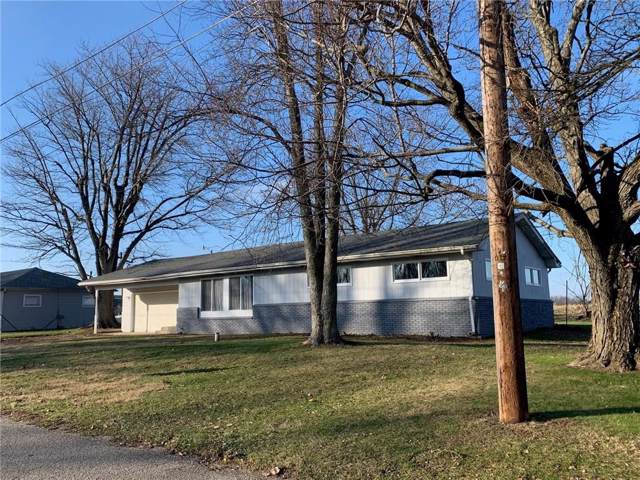 188 York Avenue, Clayton, IN 46118 (MLS #21686843) :: The Indy Property Source