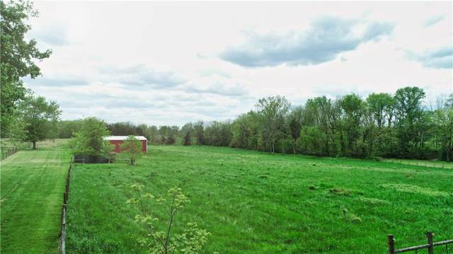 5900 W County Road 200 S, Danville, IN 46122 (MLS #21686858) :: The Indy Property Source