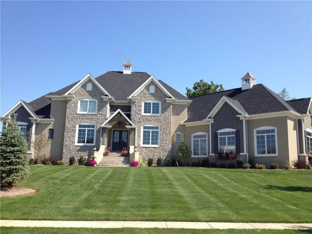 10709 Club Chase, Fishers, IN 46037 (MLS #21686866) :: Heard Real Estate Team | eXp Realty, LLC
