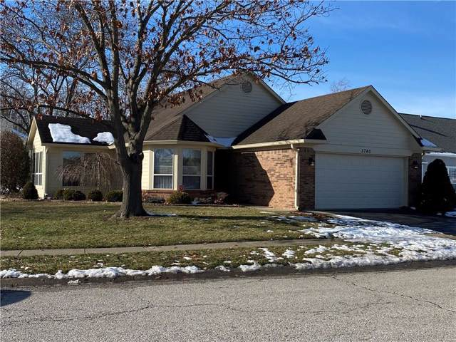 5740 Crystal Bay W Drive, Plainfield, IN 46168 (MLS #21686920) :: Mike Price Realty Team - RE/MAX Centerstone