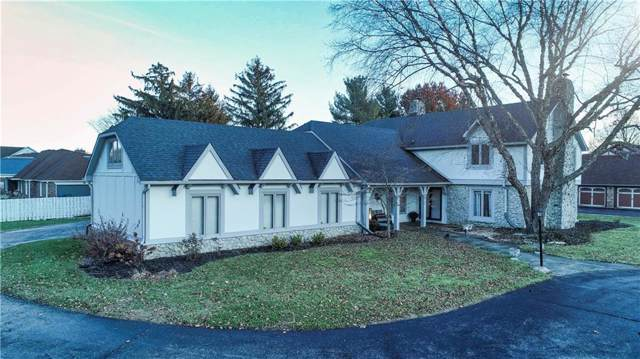 7837 Normandy Boulevard, Indianapolis, IN 46278 (MLS #21686937) :: The Indy Property Source