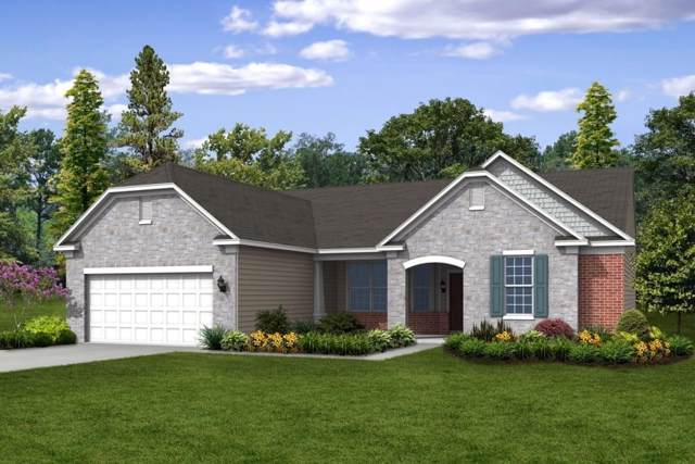 13467 Mosel Court, Fishers, IN 46037 (MLS #21686938) :: David Brenton's Team