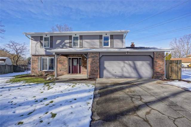 1850 Electric Avenue, Indianapolis, IN 46260 (MLS #21686992) :: Richwine Elite Group