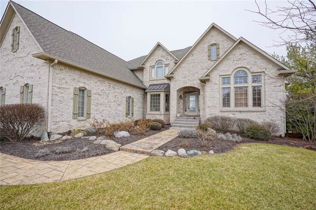10360 Golden Bear Way, Noblesville, IN 46060 (MLS #21687071) :: The Evelo Team