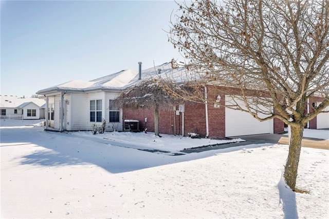 101 Reagan Circle, Franklin, IN 46131 (MLS #21687121) :: David Brenton's Team