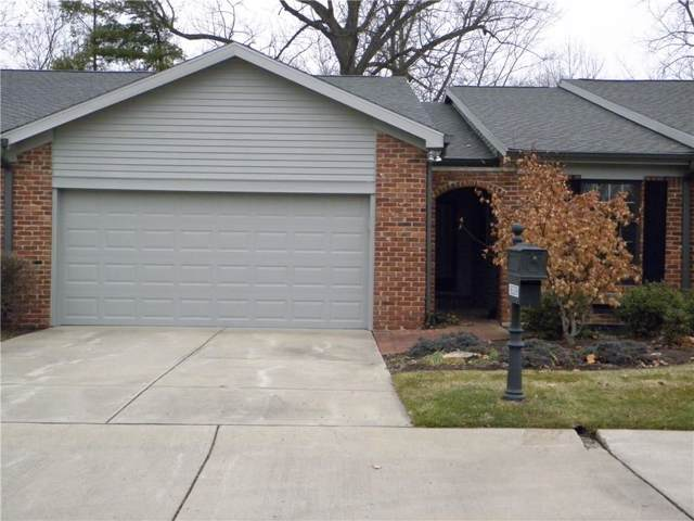 8539 Quail Hollow Road, Indianapolis, IN 46260 (MLS #21687141) :: Your Journey Team