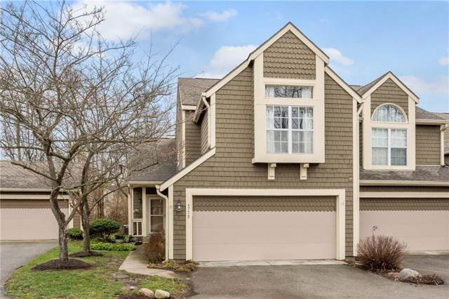 4779 Stansbury Lane, Indianapolis, IN 46254 (MLS #21687272) :: Mike Price Realty Team - RE/MAX Centerstone