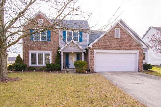5113 Trull Brook Drive, Noblesville, IN 46062 (MLS #21687495) :: Mike Price Realty Team - RE/MAX Centerstone