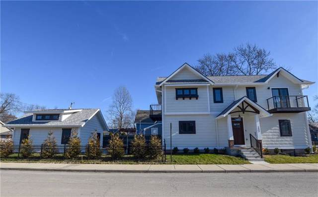 1402 Hoyt Avenue, Indianapolis, IN 46203 (MLS #21687505) :: HergGroup Indianapolis
