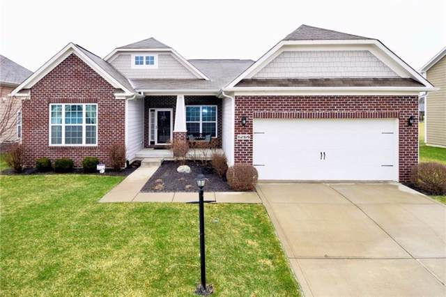 6269 Silver Leaf Drive, Zionsville, IN 46077 (MLS #21687506) :: Your Journey Team