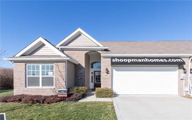 518 Greenwood Trace Drive, Whiteland, IN 46184 (MLS #21687588) :: Heard Real Estate Team   eXp Realty, LLC