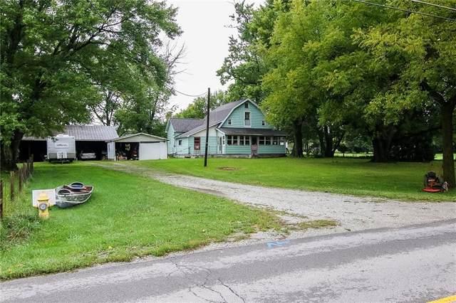 17095 S Mill Creek Road, Noblesville, IN 46062 (MLS #21687592) :: Pennington Realty Team
