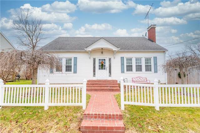 316 N East Street, Greenfield, IN 46140 (MLS #21687746) :: The Indy Property Source