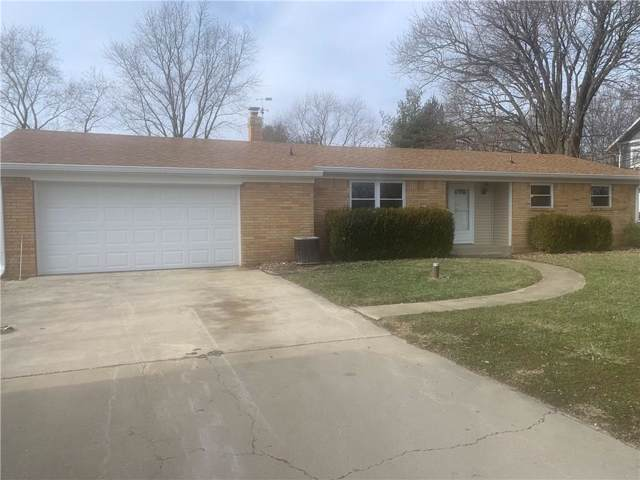5110 Hickory Road, Indianapolis, IN 46239 (MLS #21687776) :: David Brenton's Team
