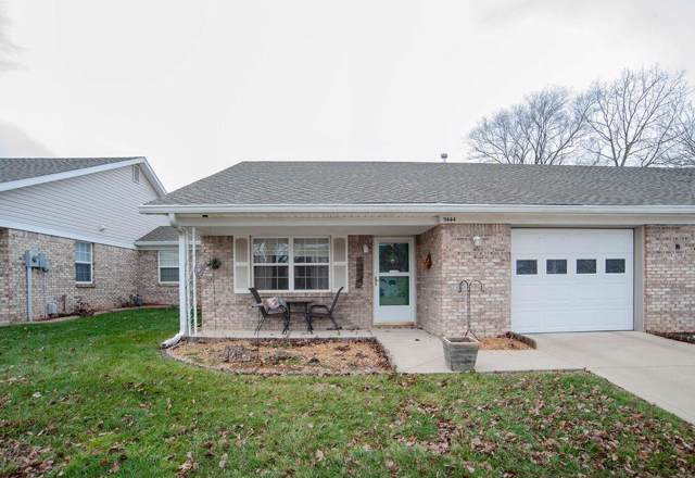 5444 Gateridge Lane, Indianapolis, IN 46237 (MLS #21687845) :: Mike Price Realty Team - RE/MAX Centerstone