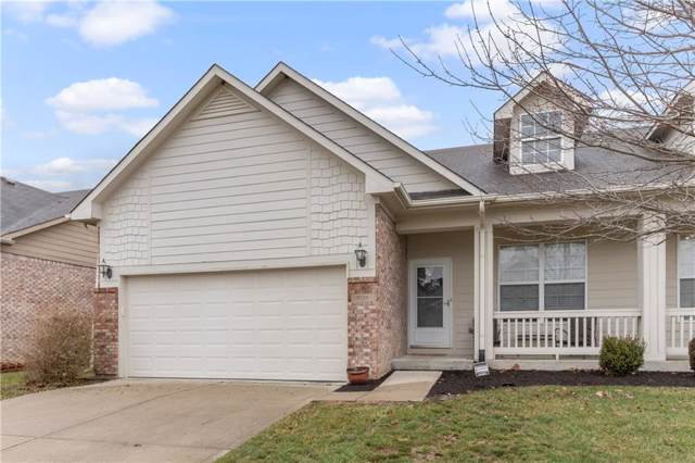 328 Society Drive, Indianapolis, IN 46229 (MLS #21687893) :: The Indy Property Source