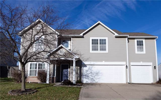 1098 Saint Charles Place, Greenwood, IN 46143 (MLS #21688041) :: The Indy Property Source