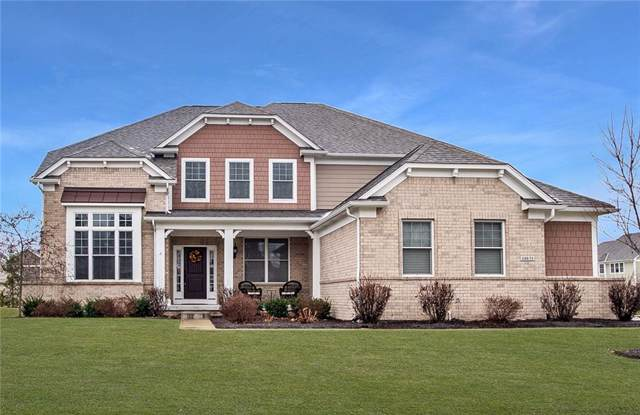14631 Edgebrook Drive, Fishers, IN 46040 (MLS #21688061) :: Heard Real Estate Team | eXp Realty, LLC
