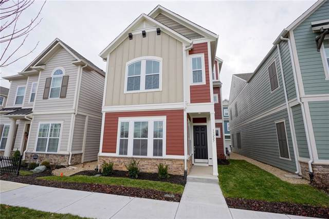 13227 E 131st Street, Fishers, IN 46037 (MLS #21688069) :: The Indy Property Source