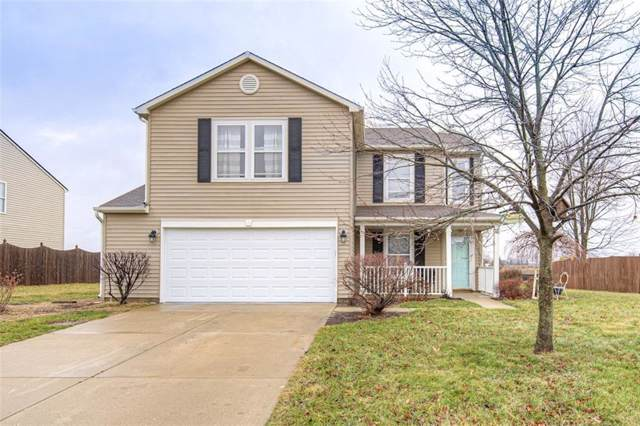 1364 King Maple Drive, Greenfield, IN 46140 (MLS #21688083) :: HergGroup Indianapolis