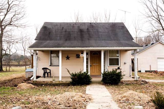 3025 W Hinshaw Road, Monrovia, IN 46157 (MLS #21688086) :: Mike Price Realty Team - RE/MAX Centerstone