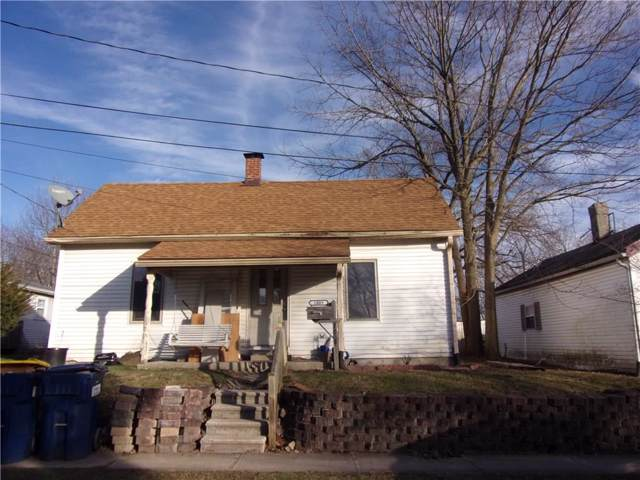 1009 S Crown Street, Greencastle, IN 46135 (MLS #21688148) :: Mike Price Realty Team - RE/MAX Centerstone