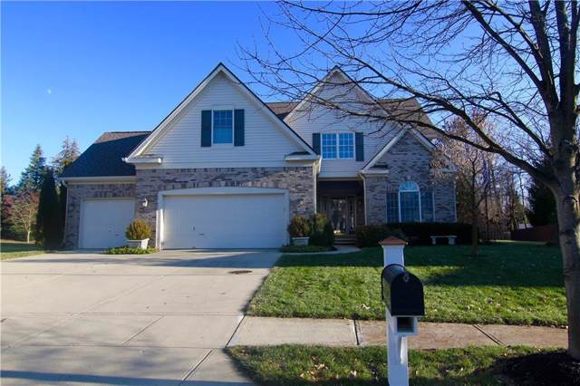 413 Montgomery Drive, Westfield, IN 46074 (MLS #21688179) :: Mike Price Realty Team - RE/MAX Centerstone