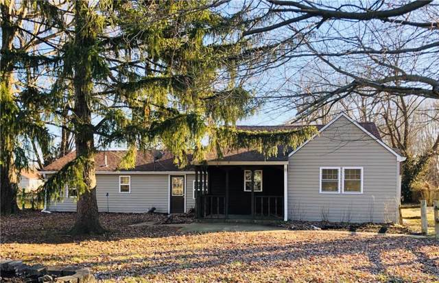 5009 E Us Highway 40, Plainfield, IN 46168 (MLS #21688181) :: The Indy Property Source