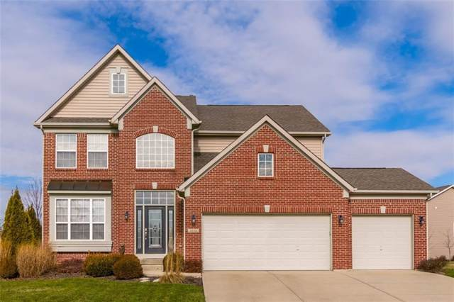 6242 Eagle Lake Drive, Zionsville, IN 46077 (MLS #21688184) :: Richwine Elite Group