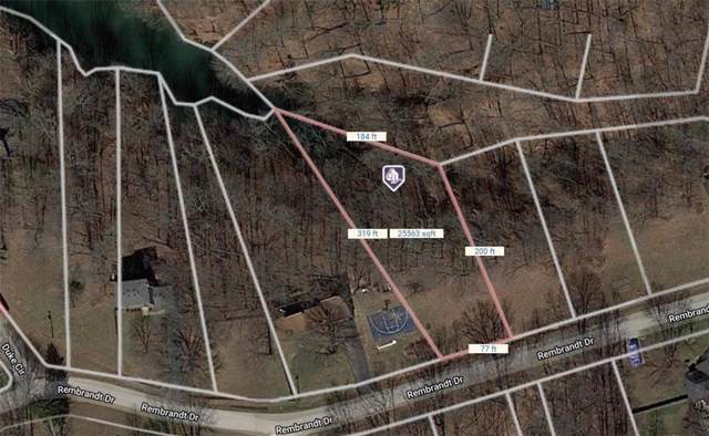 0 E Rembrandt Drive, Martinsville, IN 46151 (MLS #21688223) :: Richwine Elite Group