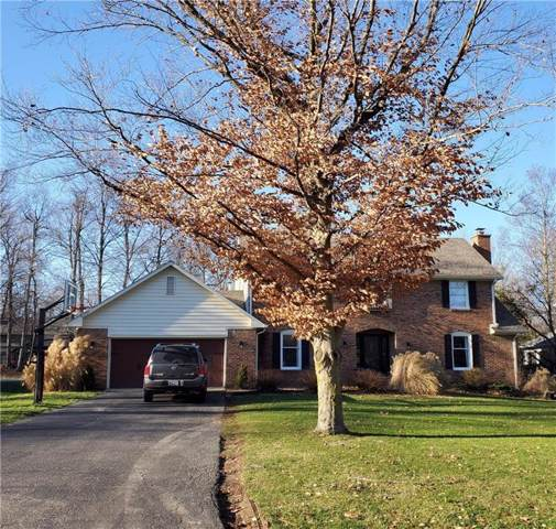 4044 S Creekside Drive, New Palestine, IN 46163 (MLS #21688255) :: The Indy Property Source