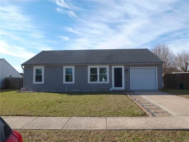 4040 Magnolia Drive, Franklin, IN 46131 (MLS #21688267) :: The Indy Property Source