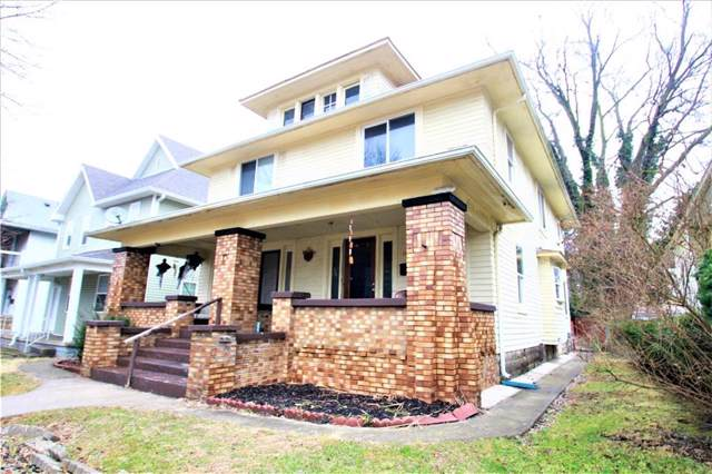 113 N Grant Avenue, Indianapolis, IN 46201 (MLS #21688269) :: Mike Price Realty Team - RE/MAX Centerstone