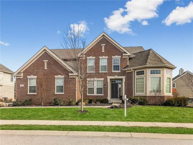 14319 Murphy Circle W, Carmel, IN 46074 (MLS #21688277) :: The Indy Property Source