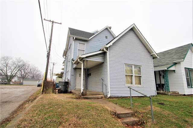 1146 S Reisner Street, Indianapolis, IN 46221 (MLS #21688283) :: The Evelo Team