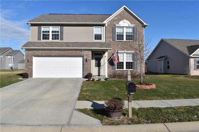 710 Jefferson Park Drive, Pittsboro, IN 46167 (MLS #21688288) :: The Indy Property Source