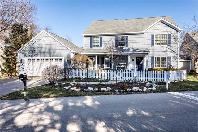 3306 Bay Road South, Indianapolis, IN 46240 (MLS #21688397) :: Your Journey Team