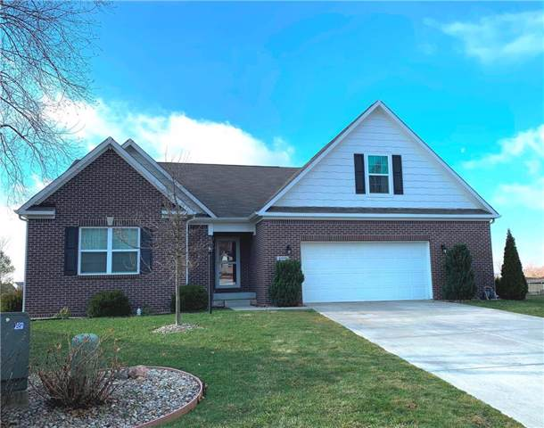 5655 Augusta Woods Drive, Plainfield, IN 46168 (MLS #21688401) :: The Indy Property Source