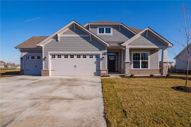 19254 Donelson Lane, Westfield, IN 46062 (MLS #21688438) :: The Evelo Team