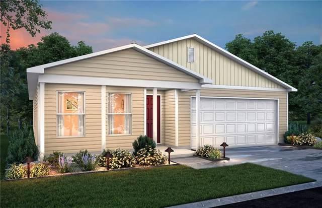 7921 Angus Avenue, Yorktown, IN 47396 (MLS #21688471) :: The ORR Home Selling Team