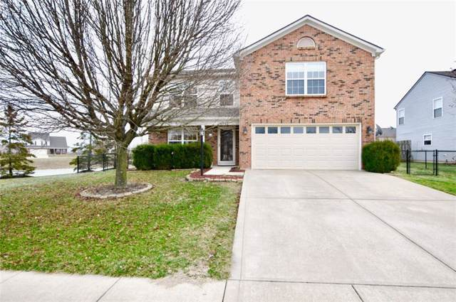 5741 Newhall Drive, Indianapolis, IN 46239 (MLS #21688473) :: Your Journey Team