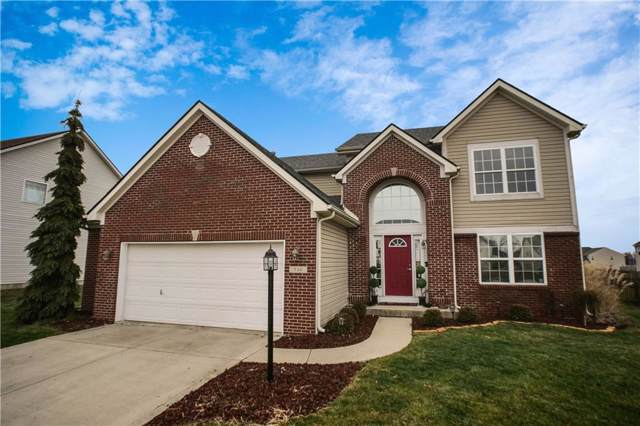 710 Bristle Lake Drive, Brownsburg, IN 46112 (MLS #21688501) :: The Indy Property Source