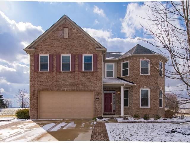 5721 W Woodstock Trail, Mccordsville, IN 46055 (MLS #21688537) :: Heard Real Estate Team   eXp Realty, LLC
